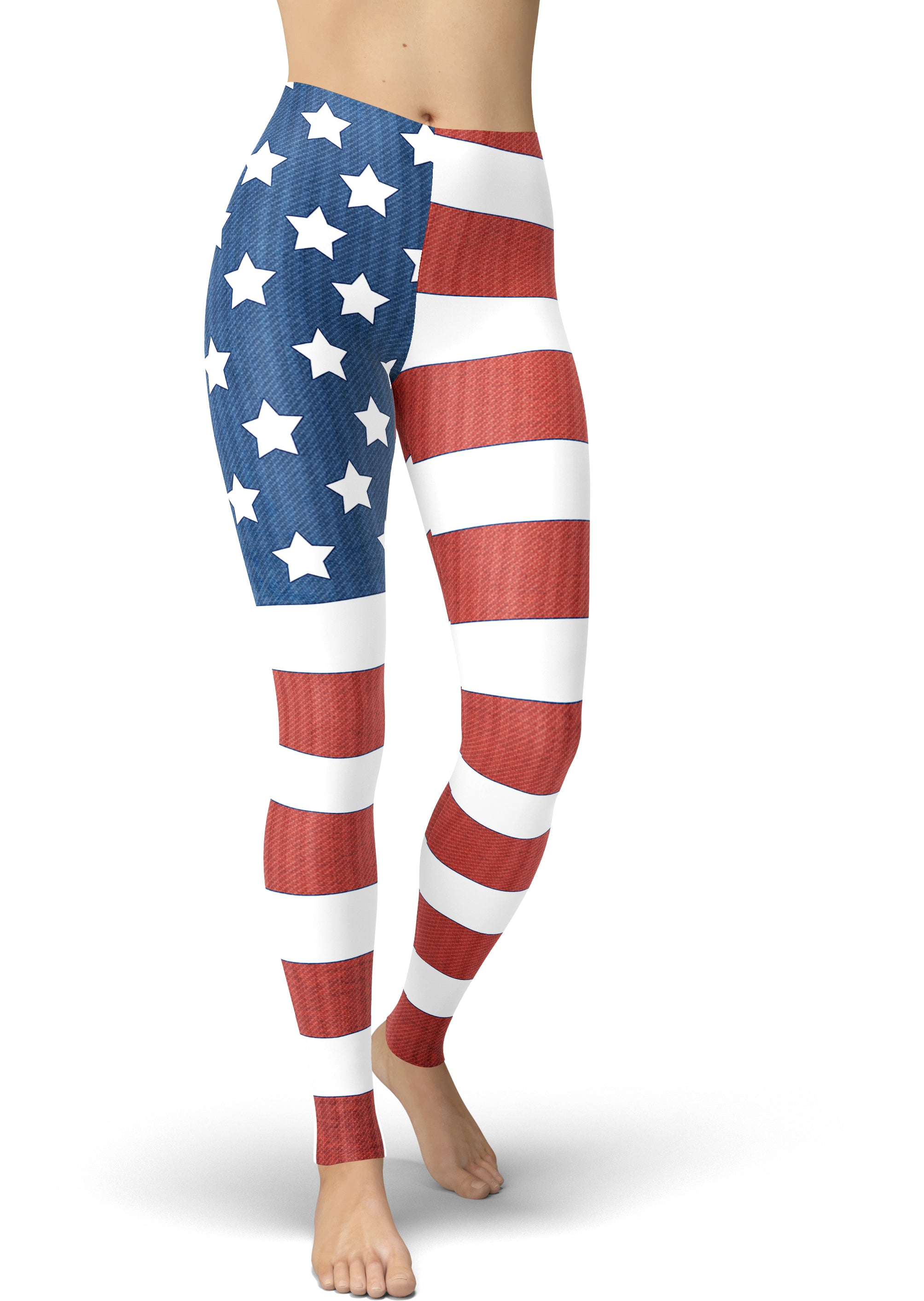 God Bless Americana Leggings