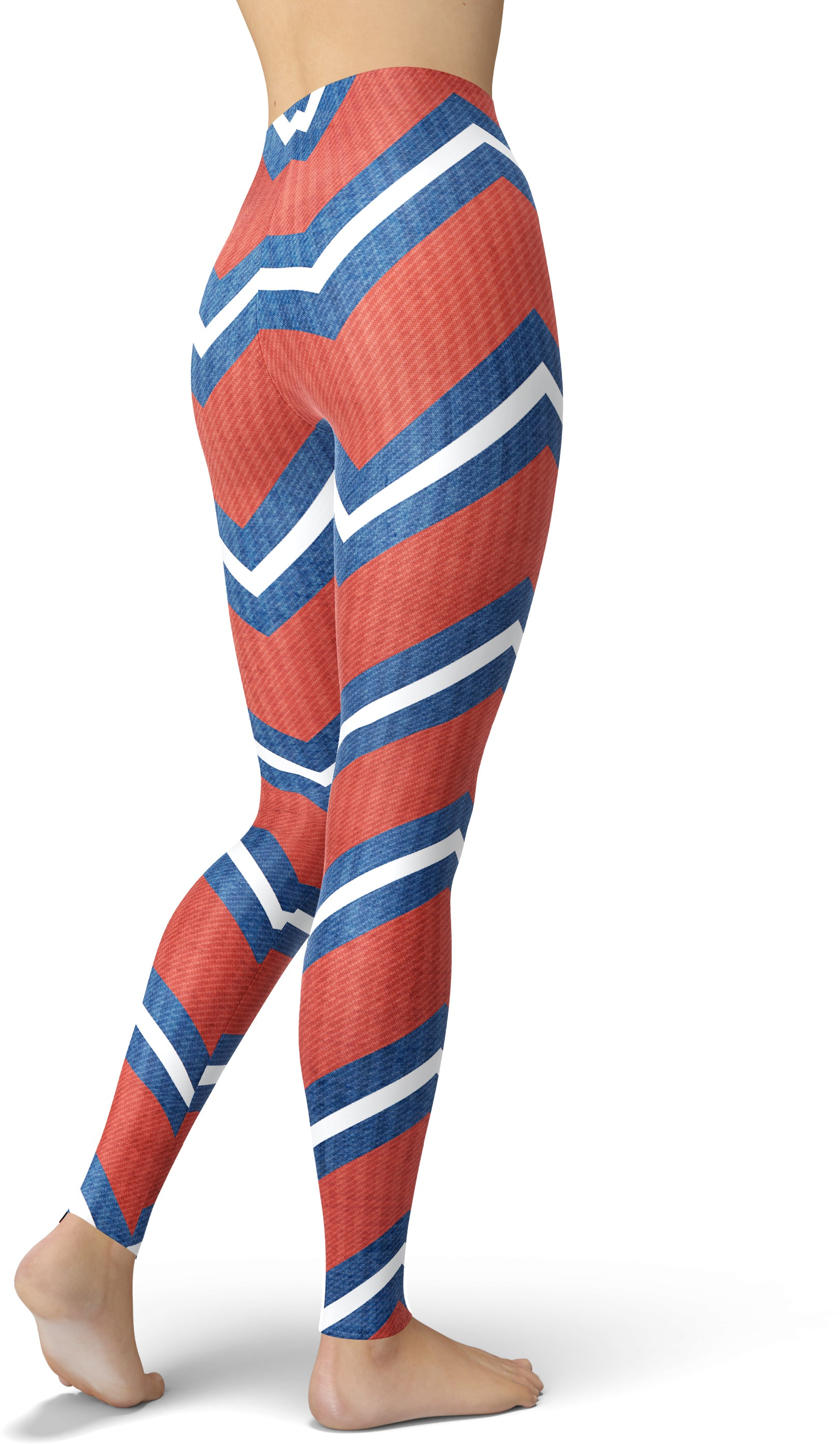 Wonder Chevron Leggings