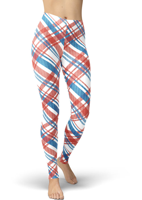 Home Town Americana Leggings