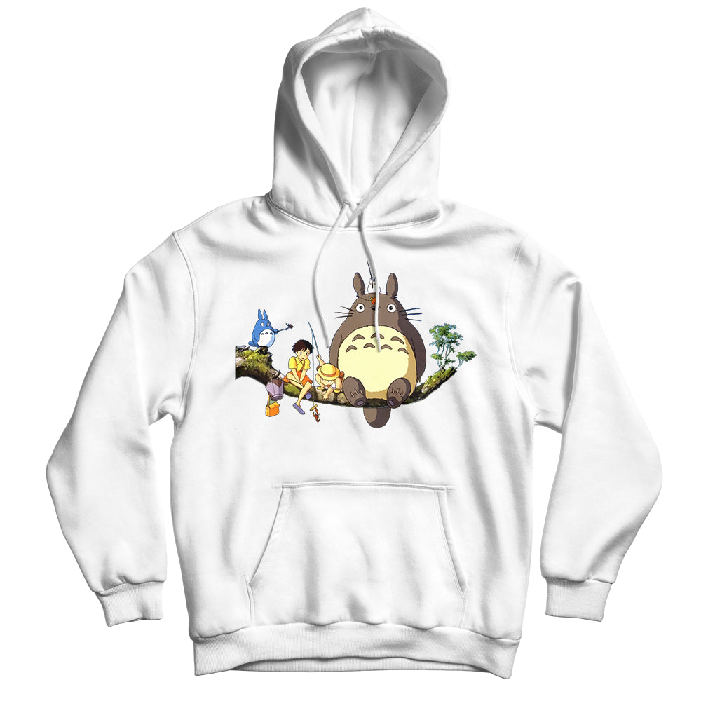 The Totoro Pullover Hoodie