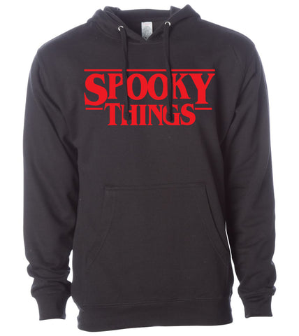 Halloween Trick or Treat Pullover Hoodie