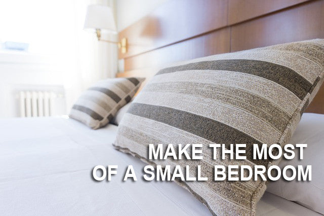 Small Bedroom: How To Make Every Inch Count