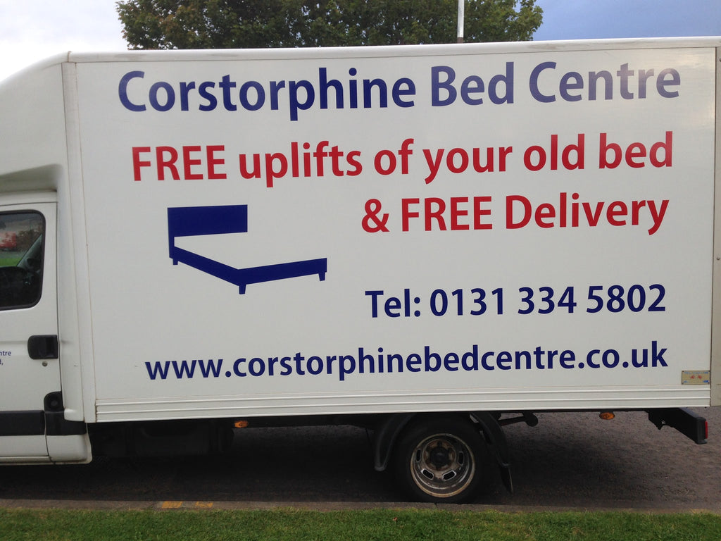 Free uplift of your old bed