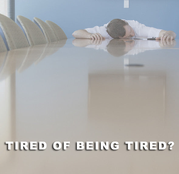Fed up with being tired during the day?