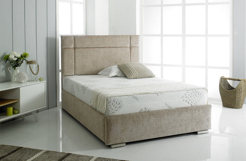 Florence king size bed frame 150cm