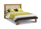Amsterdam oak king size lfe bed frame 150cm