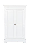 Grampian 2 drawer 2 door wardrobe