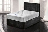 Siesta Duo flex pocket 1000 super king size mattress