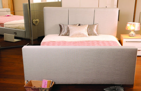 Mood surround sound king size bed frame 150cm