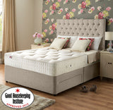 Rest Assured Boxgrove single 3ft divan bed