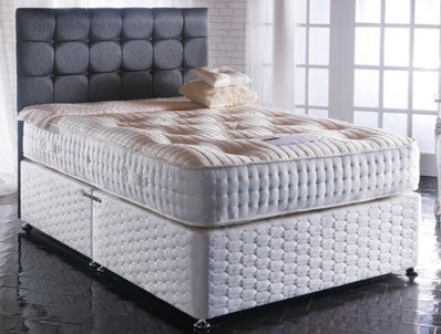 Clarence 2000 pocket double mattress