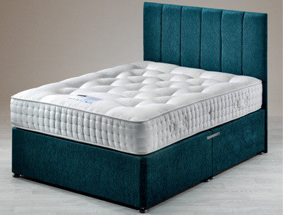 Connoisseur 1500 pocket double divan bed