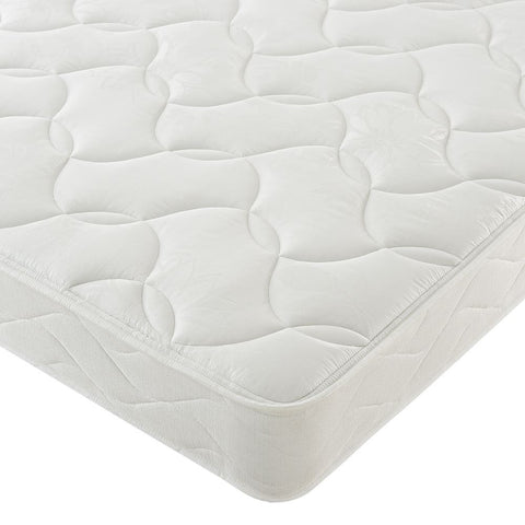 Silentnight miracoil essentials double sided single mattress