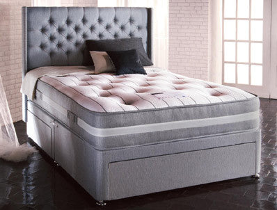 Countess 2000 pocket small double mattress 4ft