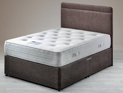 Siesta Grosvenor pocket 1000 super king size divan bed
