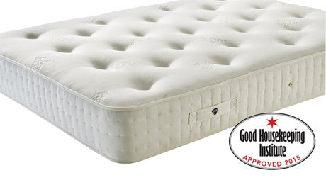 Rest Assured Harewood 800 pocket single mattress 3ft
