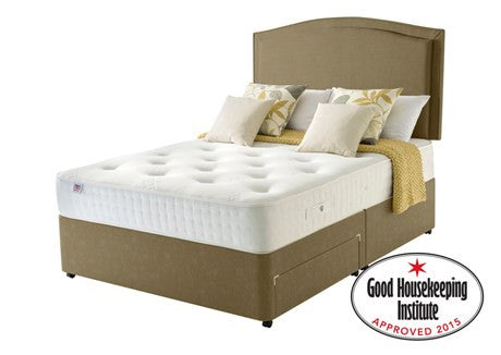 Rest Assured harewood 800 pocket king size divan 5ft