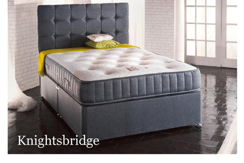 Knightsbridge single mattress 3ft