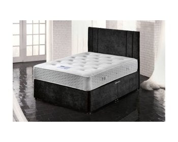 Siesta Ortho deluxe king size divan bed