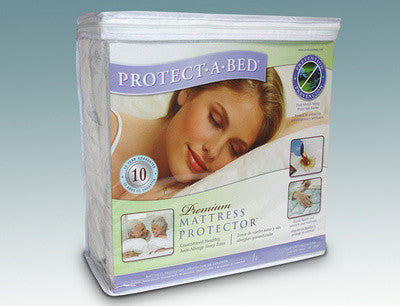 Premium water proof small double mattress protector 4ft