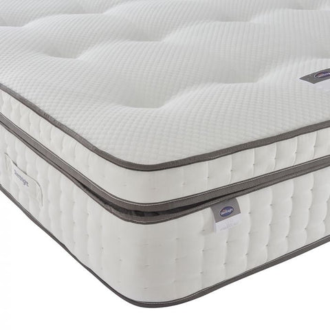 Silentnight Geltex Quantum double mattress