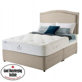 Rest Assured 2000 pocket Rufford double divan bed
