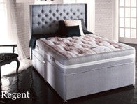 Regent 1500 pocket king size divan 5ft