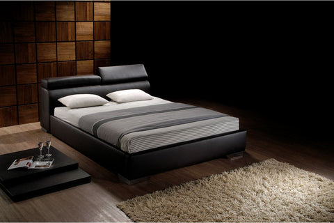 Signature double bed frame Brown 135cm