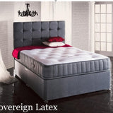 Sovereign Latex pocket 1000 small double mattress 4ft
