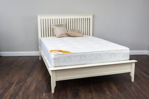Whitestoke  double bed frame