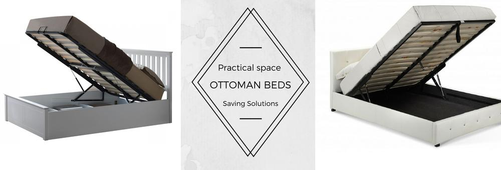 Browse Our Ottoman Beds Collection