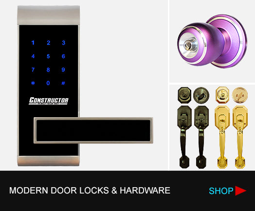 Hadrware, locks, knobs, door locks