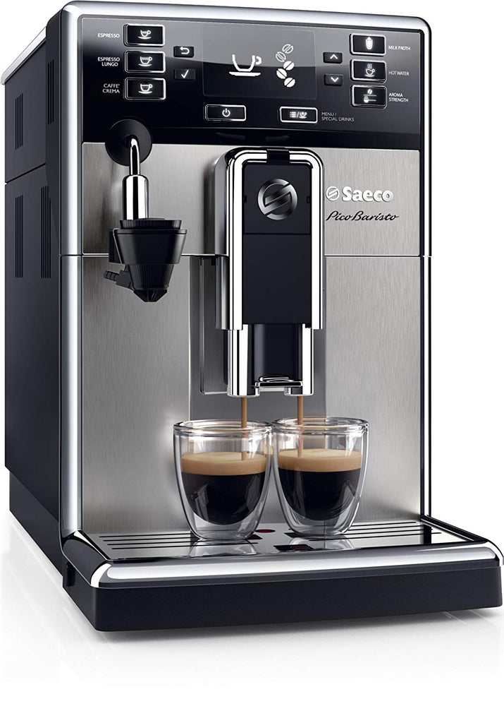 Saeco HD8924/47 PicoBaristo AMF Automatic Espresso Machine, Stainless Steel