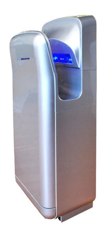 Constructor 1900 Watts High Speed Automatic Hand Dryer Plastic Durable Infared - DSD Brands
