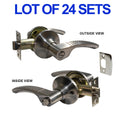 Etude wholesale Door Lock Sets Handle Knob Entry Passage - DSD Brands