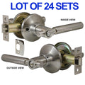 Rondo wholesale Door Lock Sets Handle Knob Entry Passage - DSD Brands