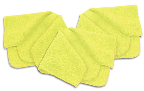 3 PC MICROFIBER CLEANING CLOTH SET - DSD Brands