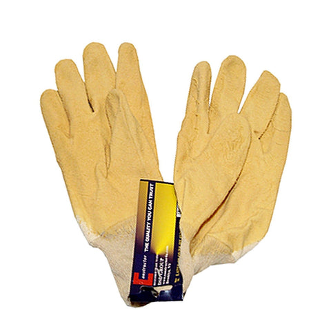 Constructor® Natural Latex Heavy Duty Gloves 90g - DSD Brands