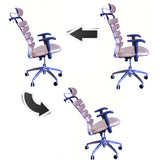 Constructor Studio Soho Ergonomic Gold Chair With Adjustable Arms