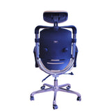 Constructor Studio Tribeca Ergonomic Gold Chair With Fixed Arms