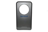 Constructor High Speed 1450 Watts Circular Durable Plastic Automatic Infrared Dark Grey Hand Dryer