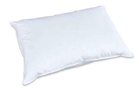 Creative Living Solutions Feather and Down Bed Pillow Queen - DSD Brands