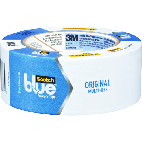 "Scotchblue䋢 Painter's Tape, 2090-48A, 1.88"" X 60 Yd."