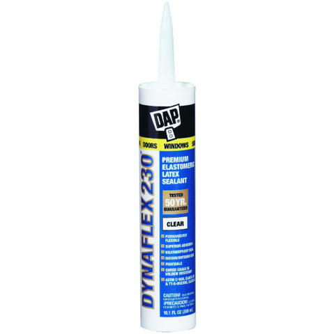 Dynaflex 230 Elastomeric Sealant, Clear