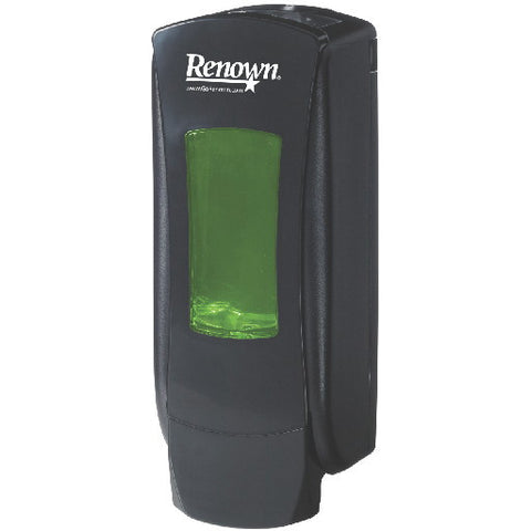Renownå¨ Efm Foam Hand Soap Dispenser, Black, 1250 Ml