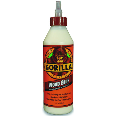 Gorilla Wood Glue 18 oz.