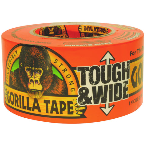 "Gorilla Tape Tough and Wide 3"" X 30 Yd."