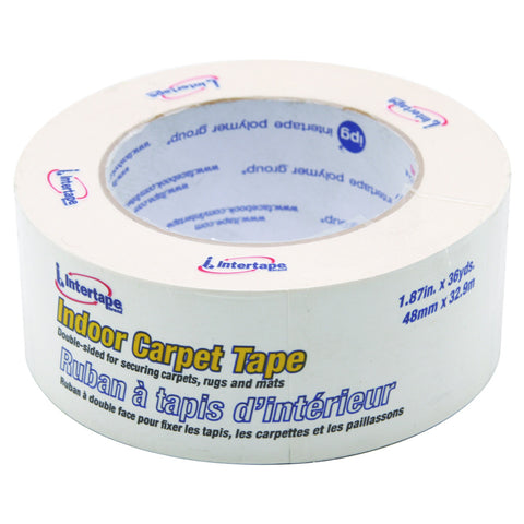 "Double Coated Vinyl Carpet Tape 9970 Nat 1.88"" X 36 Yd."