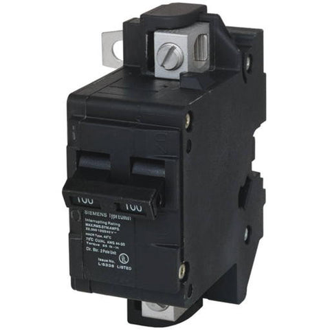 Murray Mbk100M Main Circuit Breaker, 100 Amp, For Use In Rock Solid Type Load Centers