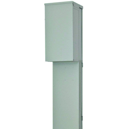 Siemens Power Outlet Panel With Receptacles Unmetered